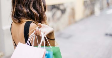 Fashion shopping on a student budget