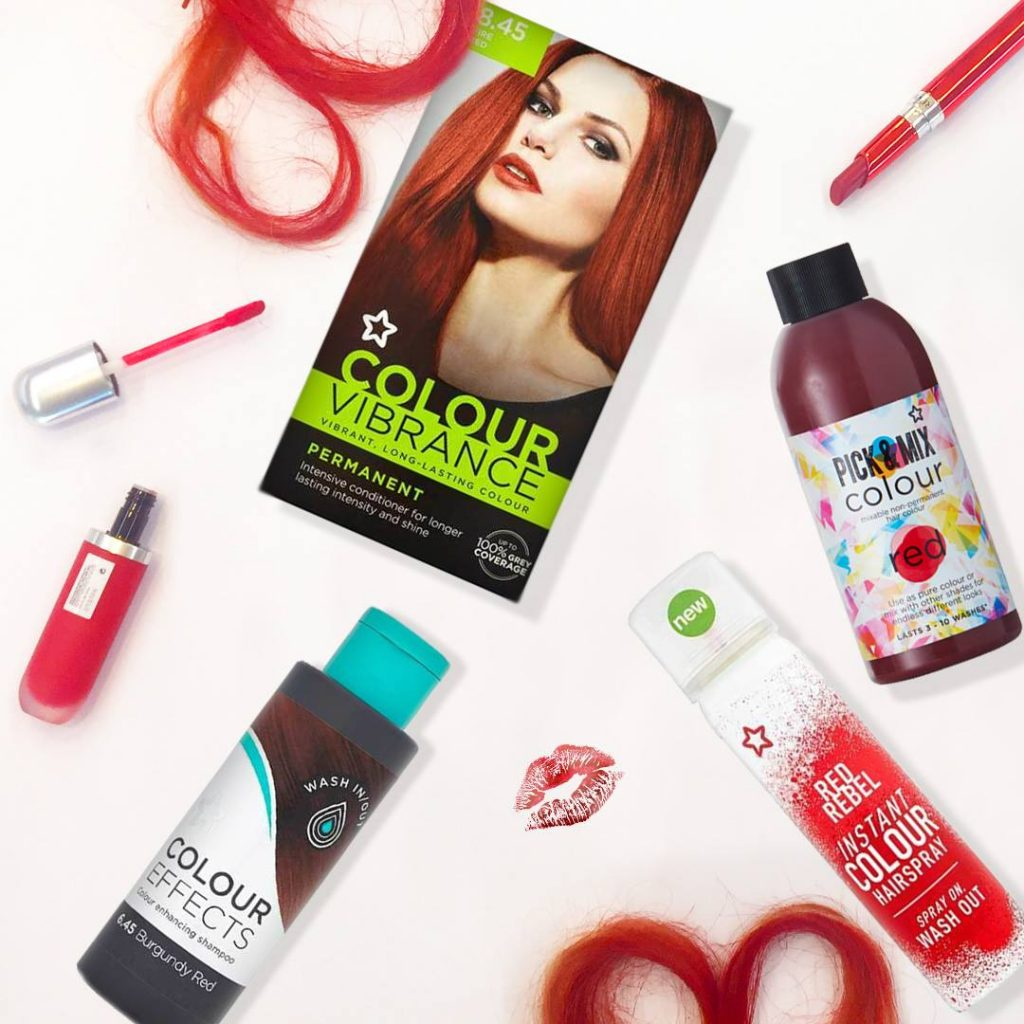 Superdrug Colour Radiance Cruelty Free Hair Care Products