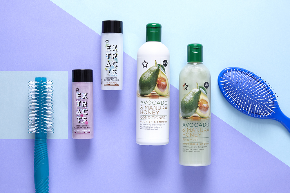 Superdrug Shampoo Cruelty Free Hair Care Products