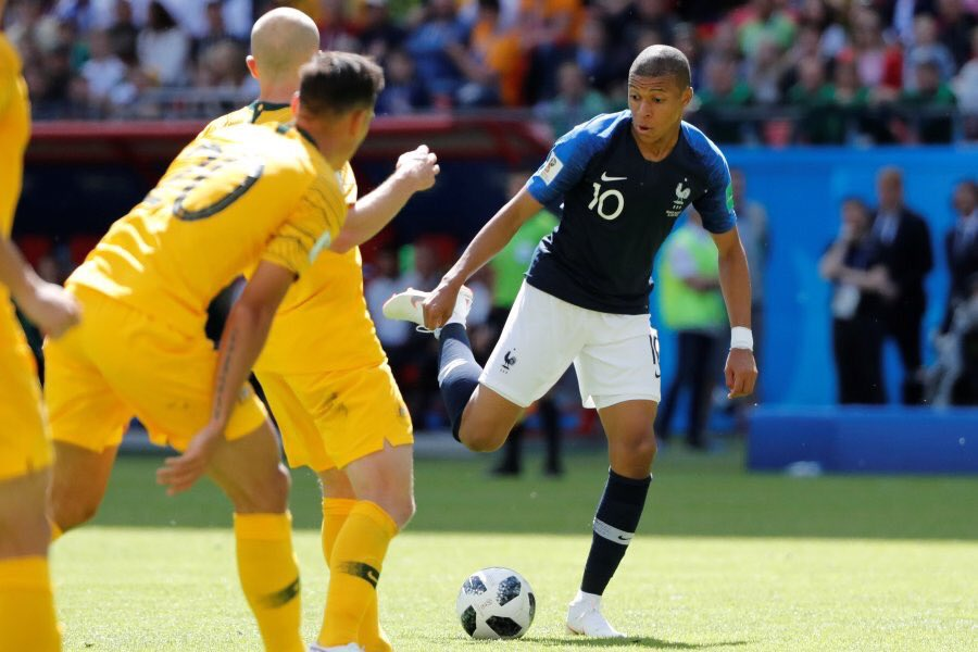 Mbappe, world cup