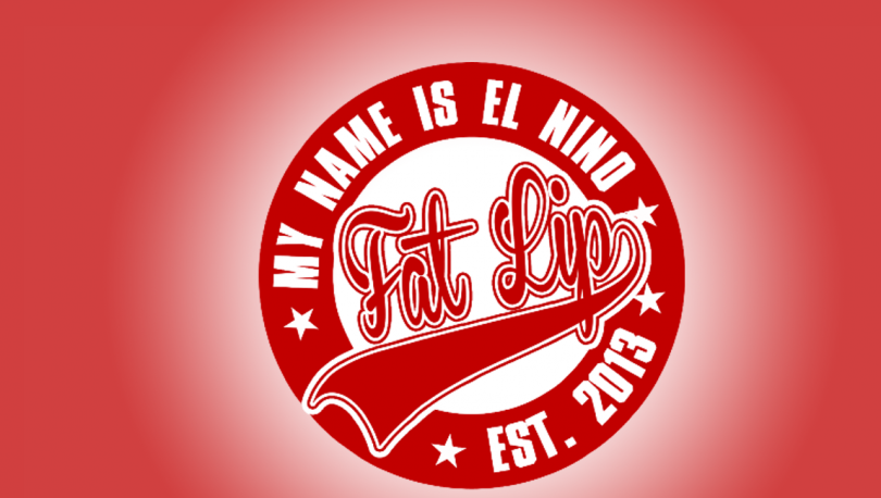 Fat lip festival logo