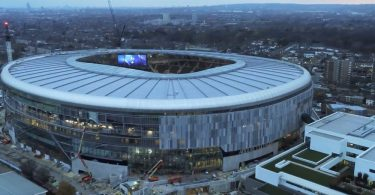 News Spurs Stadium