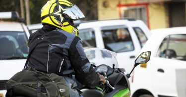 Choosing the right motorbike helmet