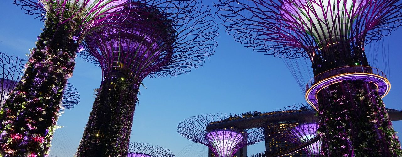 Dyson moves to singapore