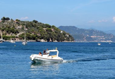 corfu by boat